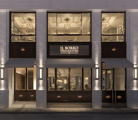 Orange Hospitality is bringing its award-winning Tuscan concept Il Borro Tuscan Bistro to Mayfair, London
